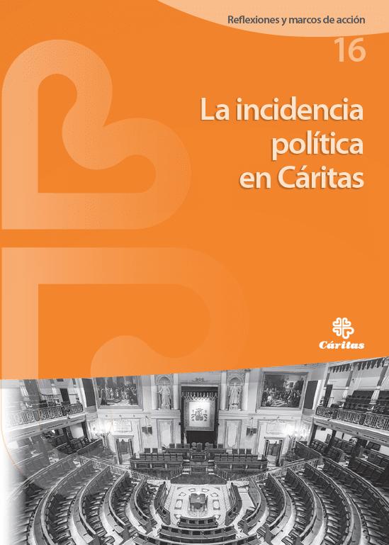 La incidencia política en Cáritas