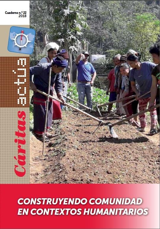 Construyendo comunidad en contextos humanitarios