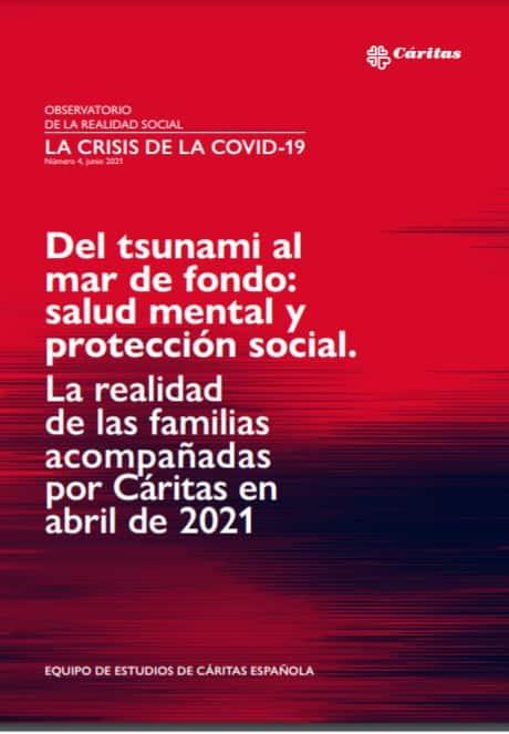 Del tsunami al mar de fondo: salud mental y protección social
