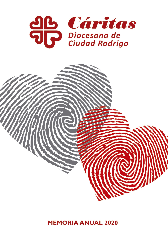 Memoria Cáritas Diocesana Ciudad Rodrigo 2020