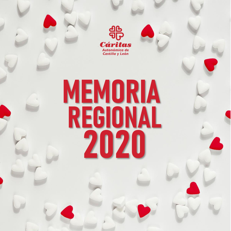 Memoria Cáritas Regional Castilla y León 2020