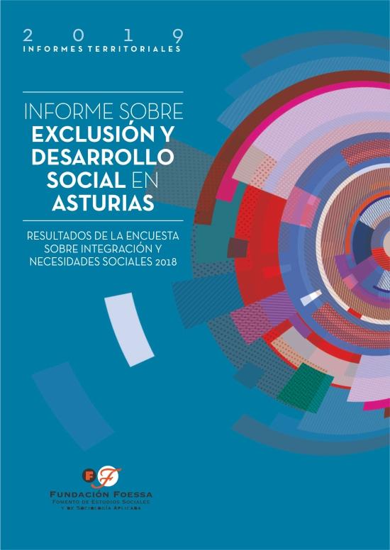 Informe sobre exclusión y desarrollo social en Asturias