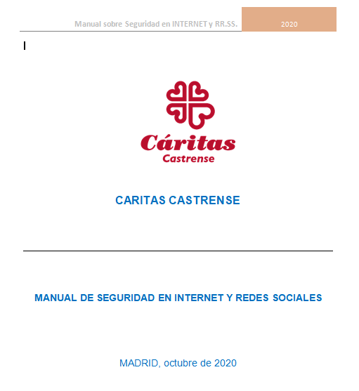 Manual de Seguridad sobre Internet y Redes Sociales