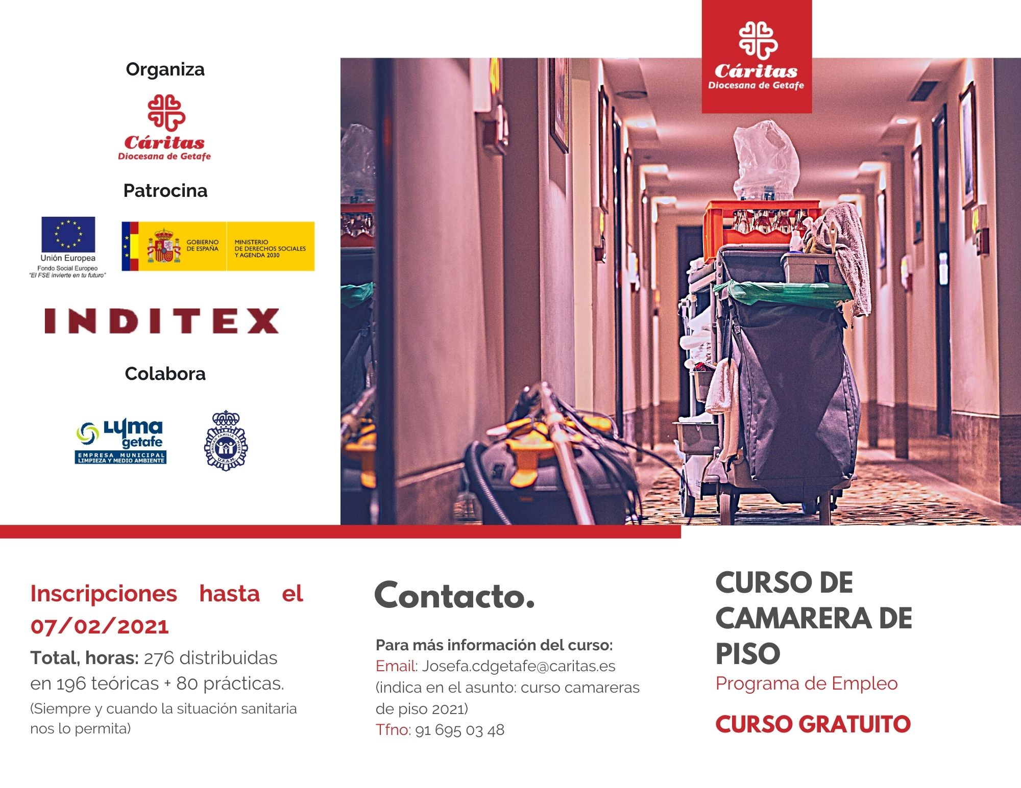 Folleto_Curso_Camarera_de_Piso_Caritas_Getafe_ok